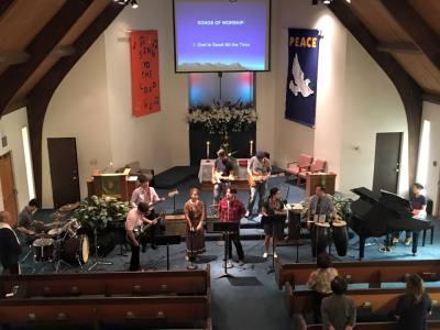 FTPC Combo Worship Team