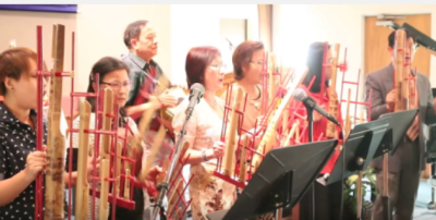 Angklung Instrumental Group