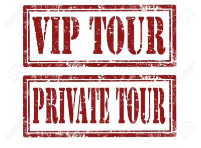 CAN WE DO A PRIVATE TOUR ?