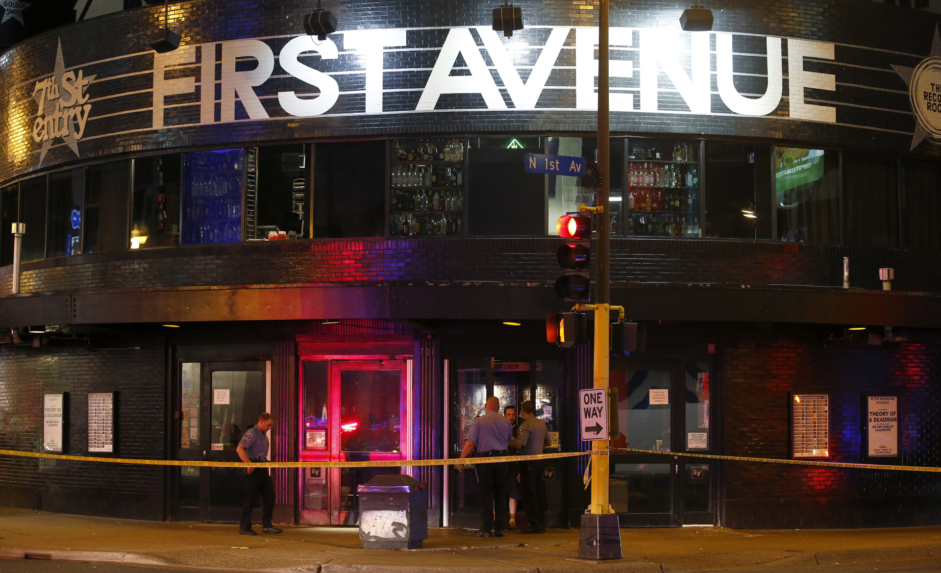 First Avenue Night Club - Minneapolis MN