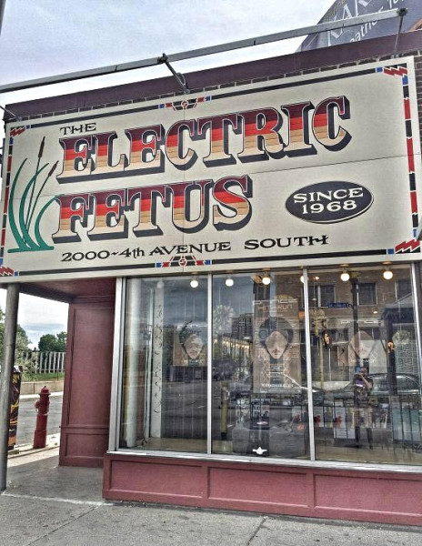 Electric Fetus Record Store - Minneapolis MN