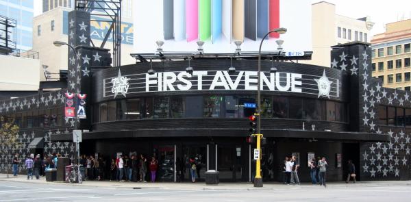 First Avenue - Minneapolis