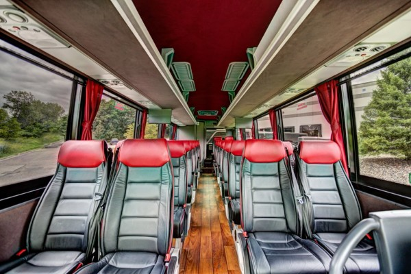 LUXURY COACH 54 PASSENGER