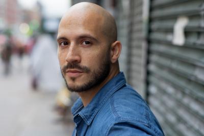 Nabil Viñas headshot
