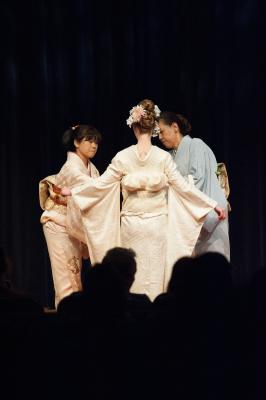 Kimono Show