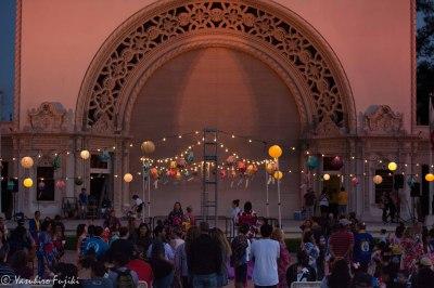 Balboa ParK OBON festival