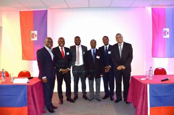 Diner des entrepreneurs haïtiens d'Europe  (Paris, 2016)