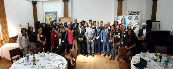 Trade Not Aid Event - London, December 2017