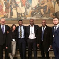 """House of Commons, Haiti APPG Meeting """"How to rebuild trust in the International Development sector"""" March 2018"""