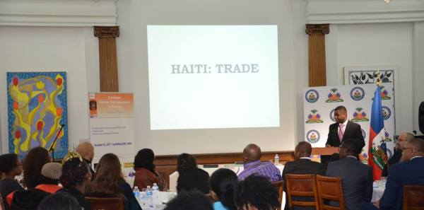 Trade with Haiti