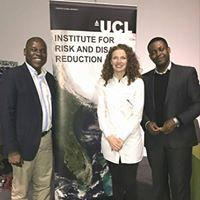 At UCL Institute for Risk and Disaster Reduction