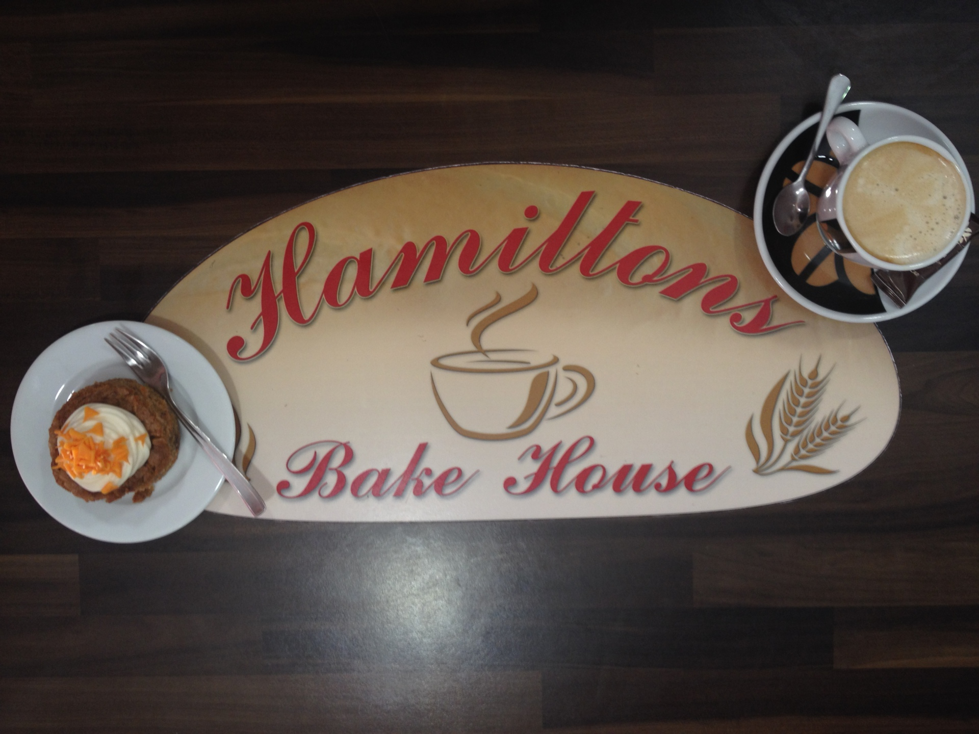 Welcome To Hamiltons Bakehouse!