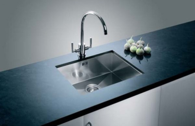 Grohe taps Blanco sinks