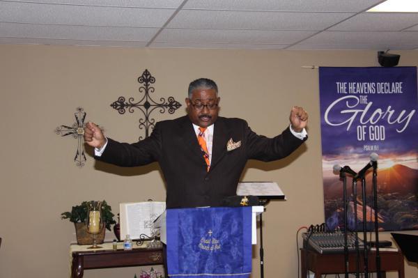 Abundant Presence, Power & Blessing