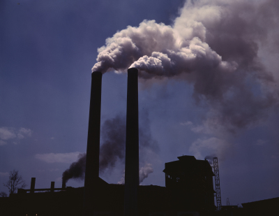 Pollution solution: Fee to aid economy, environment