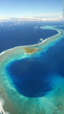 The Marshall Islands are Disappearing!