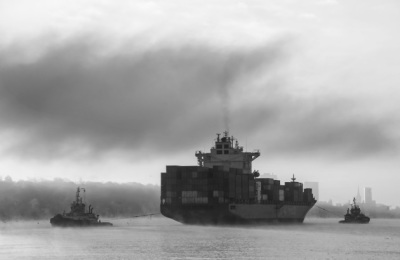 Global regulations to limit carbon dioxide from the shipping industry are overdue.