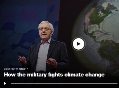 How the Military Fights Climate Change