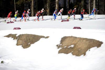 Winter Olympics Threatened by Climate Change