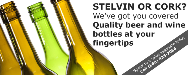 wholesale wine bottles stelvin cork