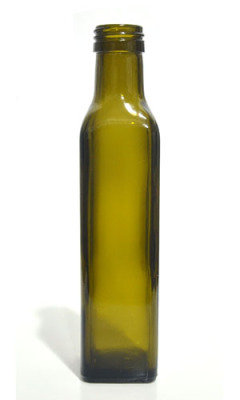8.5oz Square Oil Bottle