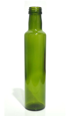 8.5oz Round Oil Bottle