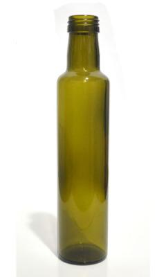 8oz Round Oil Bottle