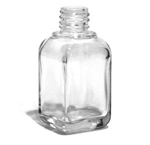 French Square Nail Polish Bottle 30ml