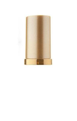 metallic nail polish cap