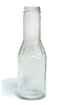 12oz Fluted Bottle
