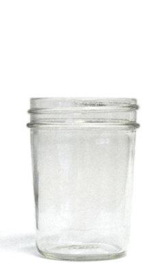 8oz Tapered Jar
