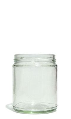 6oz Straight Sided Jar