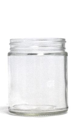 9oz Straight Sided Jar