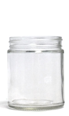 9oz Straight Sided Jar