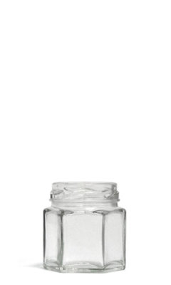 1.5oz Hexagon jar