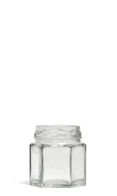 1.5oz Hexagon jar