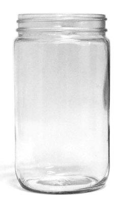 32oz Straight Sided Jar
