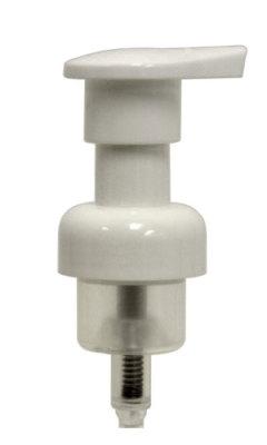 white-foaming-hand-pump