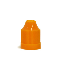 Orange-child-resistant-polypropylene-cap