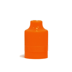 Orange PP cap