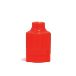 Red PP cap