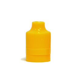 Yellow PP cap