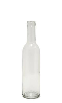 """""""Falstaff"""" - 375ml Bordeaux glass wine bottle"""