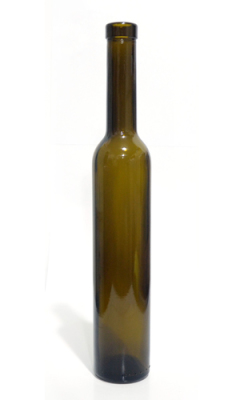 ice wine glass bottle