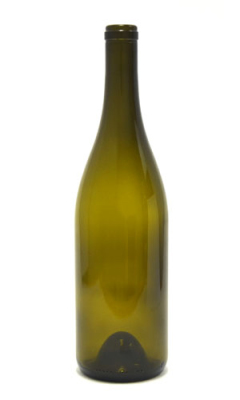 W137 Burgundy glass wine bottle - 750ml