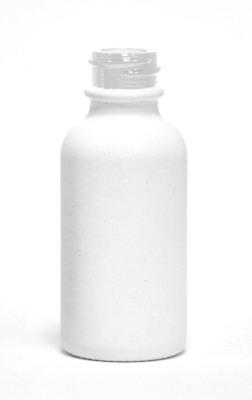 White Ceramic e-liquid bottle 30ml