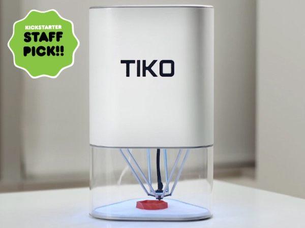 Tiko - The Unibody 3D Printer