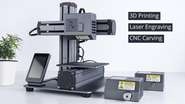 Snapmaker : The All-Metal 3D Printer