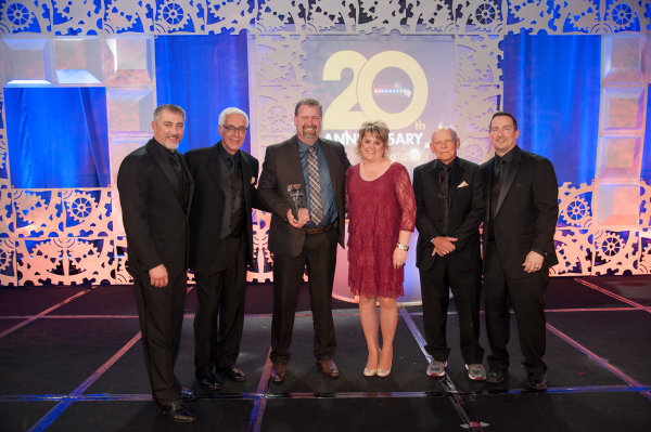 Carpets Plus Outstanding New Member Award