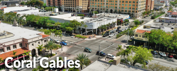 Miracle Mile, Coral Gables Real Estate